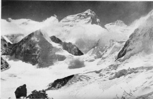 Everest climbers 1951