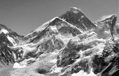 Everest from Kalar Patar