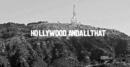 Hollywood andallthat as Hollywood sign 1