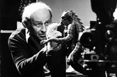Harryhausen animating