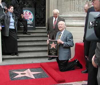 Harryhausen unveiling star