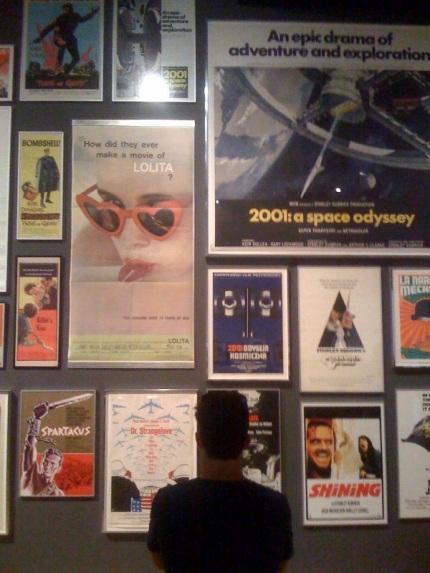 KUBRICK posters