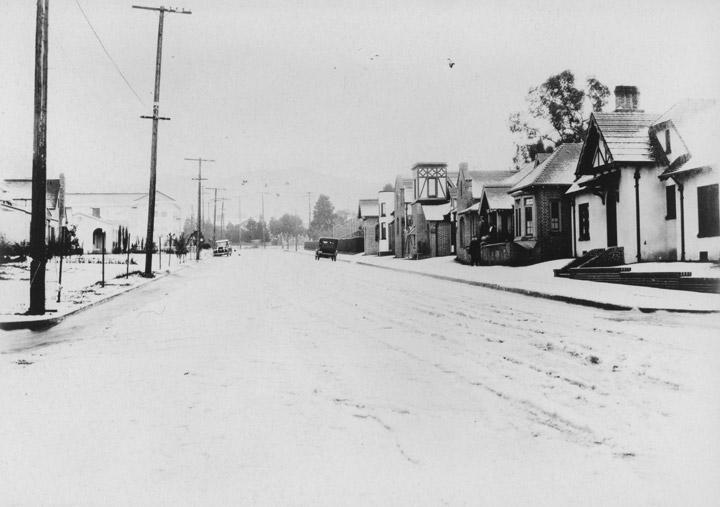 Chaplin's Film Studios in the 20s
