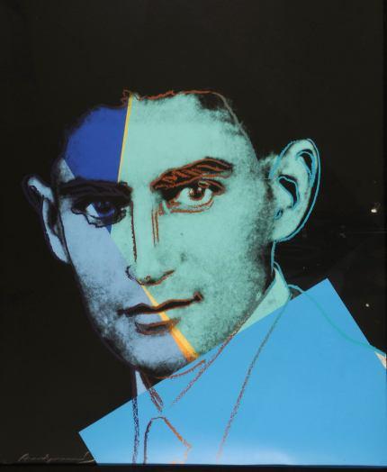 Kafka by Warhol