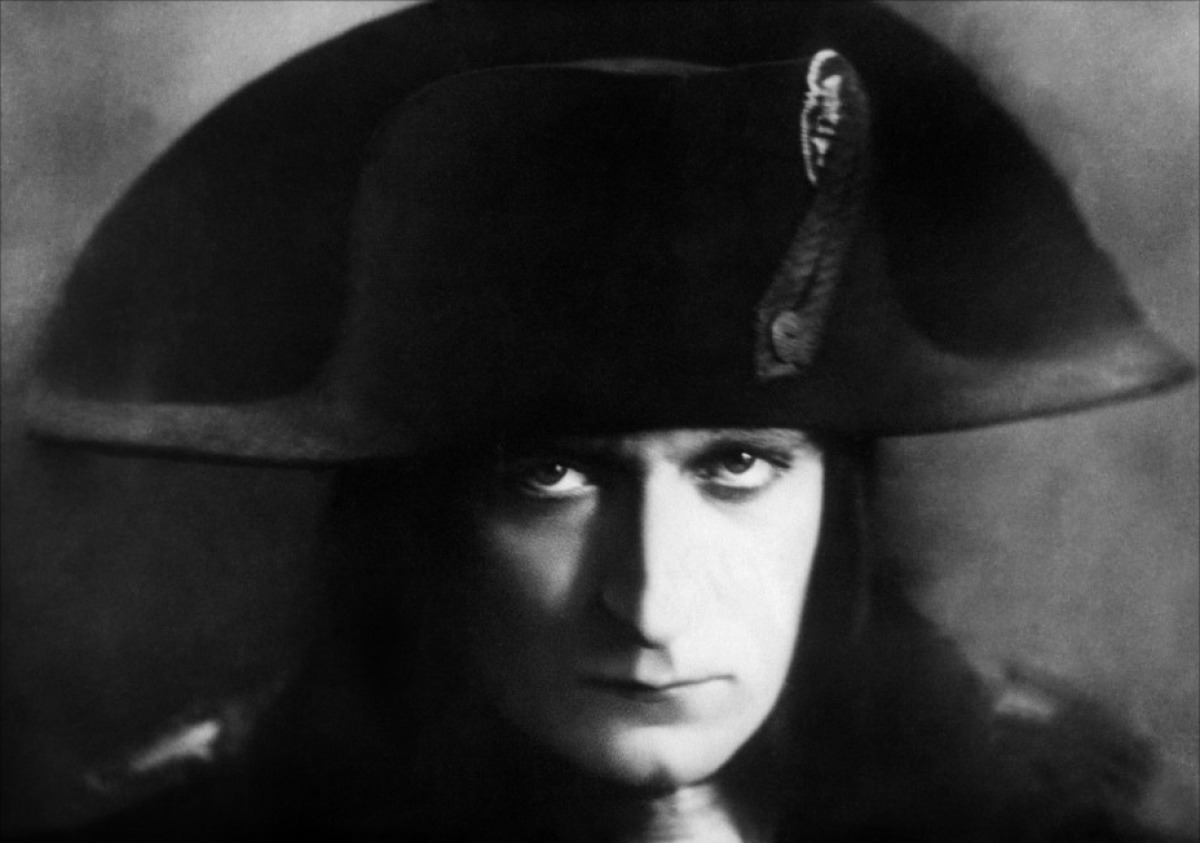 Napoleon close-up