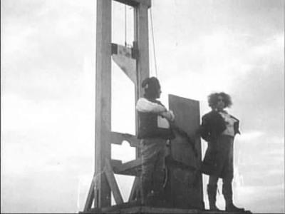 The execution of Danton
