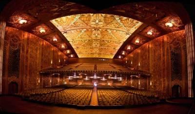 Paramount Theatre, Oakland, CA.  By Euan Rannachan & Ron Essex. www.paramounttheatre.com