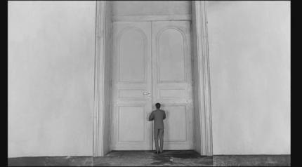 The Trial closed door