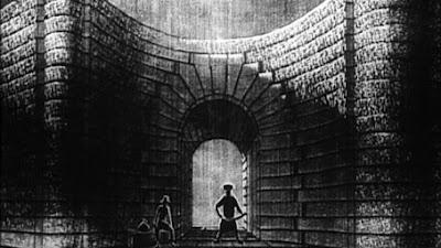 The Trial - Prison door