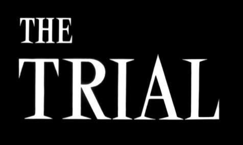 The Trial - title