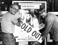 The Wind - sold out