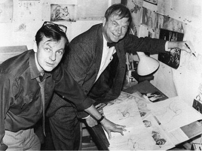 Richard Williams Chuck Jones