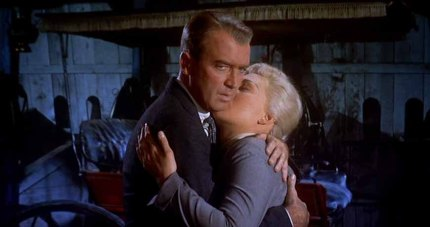 Vertigo - Madeleine and Scotty