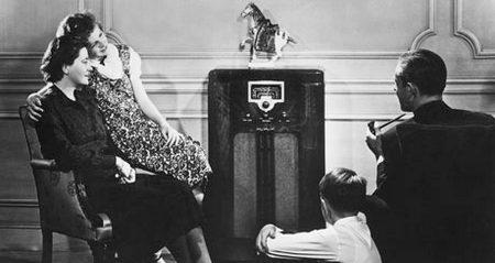 family-listening-to-the-radio
