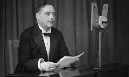 H.G.-Wells-Broadcasting- 1929