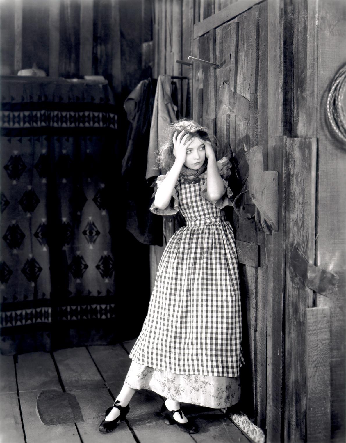 Lillian Gish the wind 2