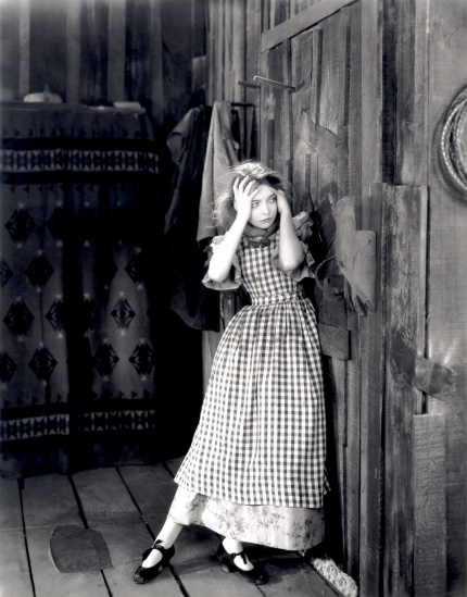 Lillian Gish the wind 2