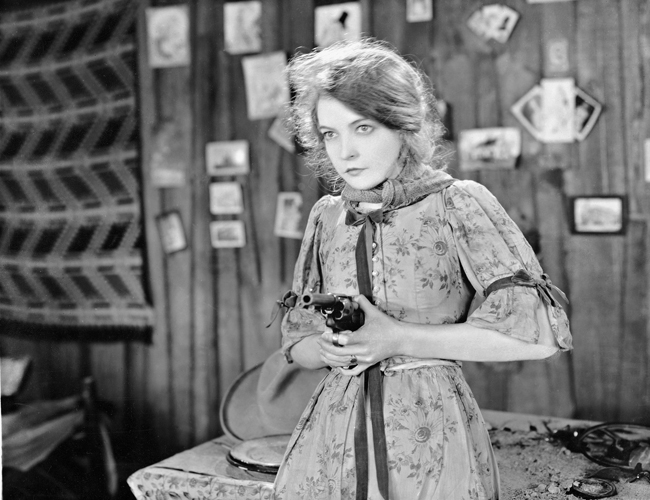 Lillian Gish The Wind 5