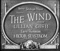 The Wind main title