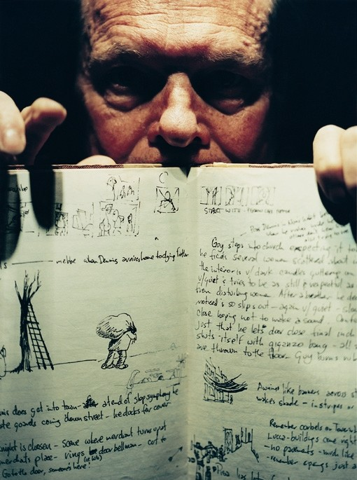 Gilliam w: notebook