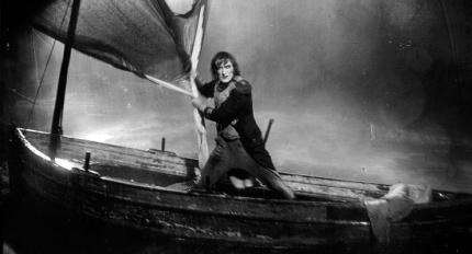 Napoleon in storm
