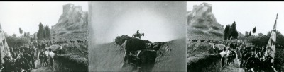 napoleon_triptich horse on ridge
