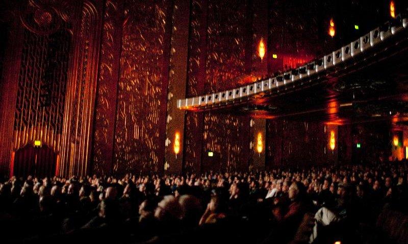 Paramount audience