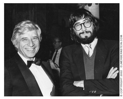 Bernstein (l) and Landis