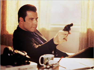 Get Shorty Travolta with gun 2