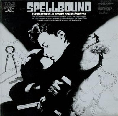 Miklos+Rozsa+-+Spellbound+-+The+Classic+Film+Scores+Of+Miklos+Rozsa+-+LP+RECORD-476279