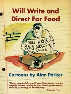 Parker will write and diret for food