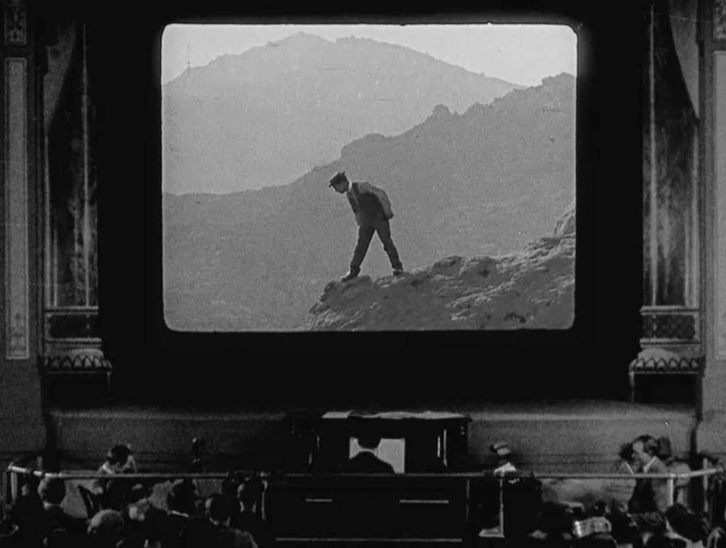 sherlockjr in the film 2