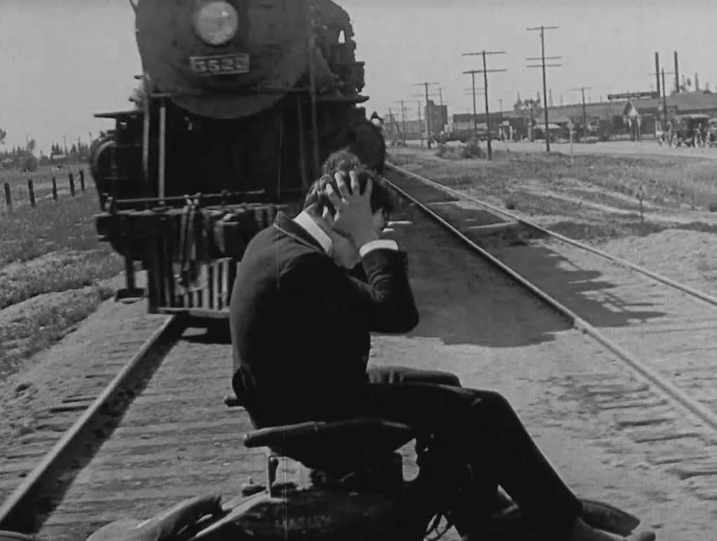 sherlockjr train