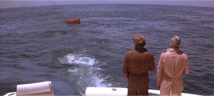 SOB sinking boat