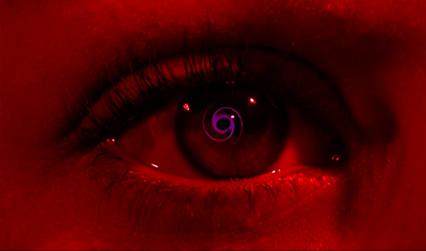 vertigo eye with spiral 2