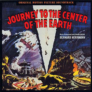 Journey to the center of the earth - soundtrack cover