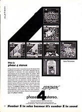 An ad for Phase 4 Stereo
