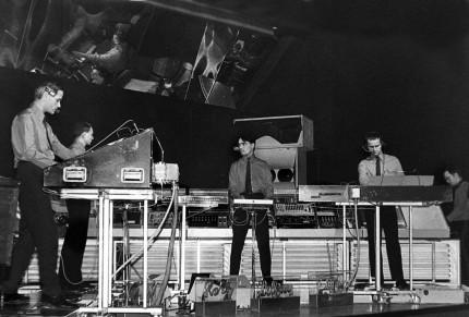 Kraftwerk in 1981