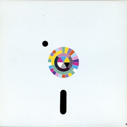 Peter Saville's cover for Blue Monday single