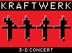 Kraftwerk 3-D disney hall