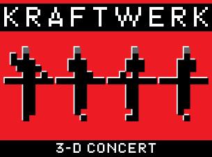 Kraftwerk 3-D disney hall