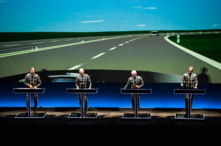 Kraftwerk - Disney Concert Hall - March 18, 2014