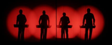 Kraftwerk - silhouettes
