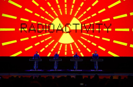 Kraftwerk – The Catalogue 1 2 3 4 5 6 7 8 Tate Modern