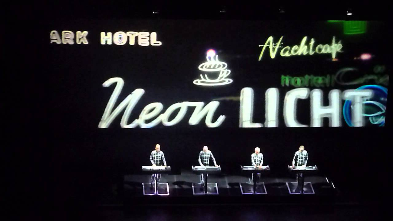 Neon Lights live