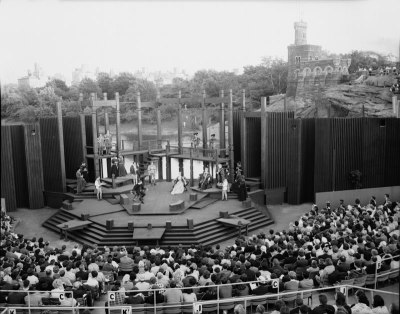 1964-June-17_31992_Hamlet-at-the-Delacorte-with-view-of-Belvedere-Castle_lg