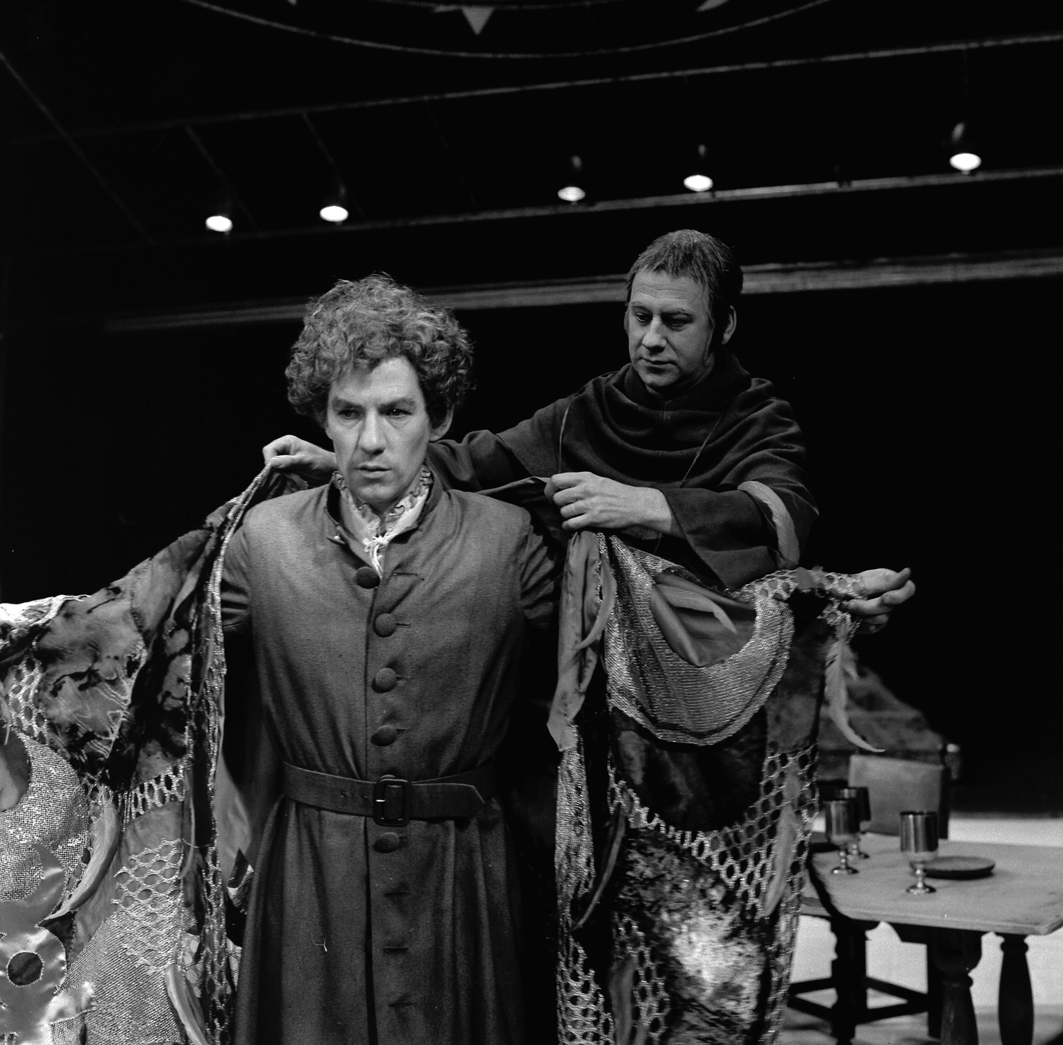 In Christopher Marlowe's Dr. Faustus (1974)