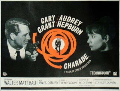 Charade BRITISHQUAD poster
