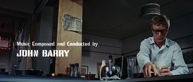 ipcress-file- Music by John Barry