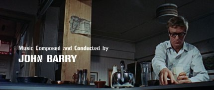 ipcress-file- Music by John Barry